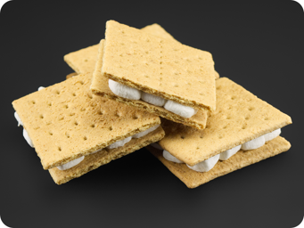 SpinningLeaf S'more Tutorial Make Your Crackers